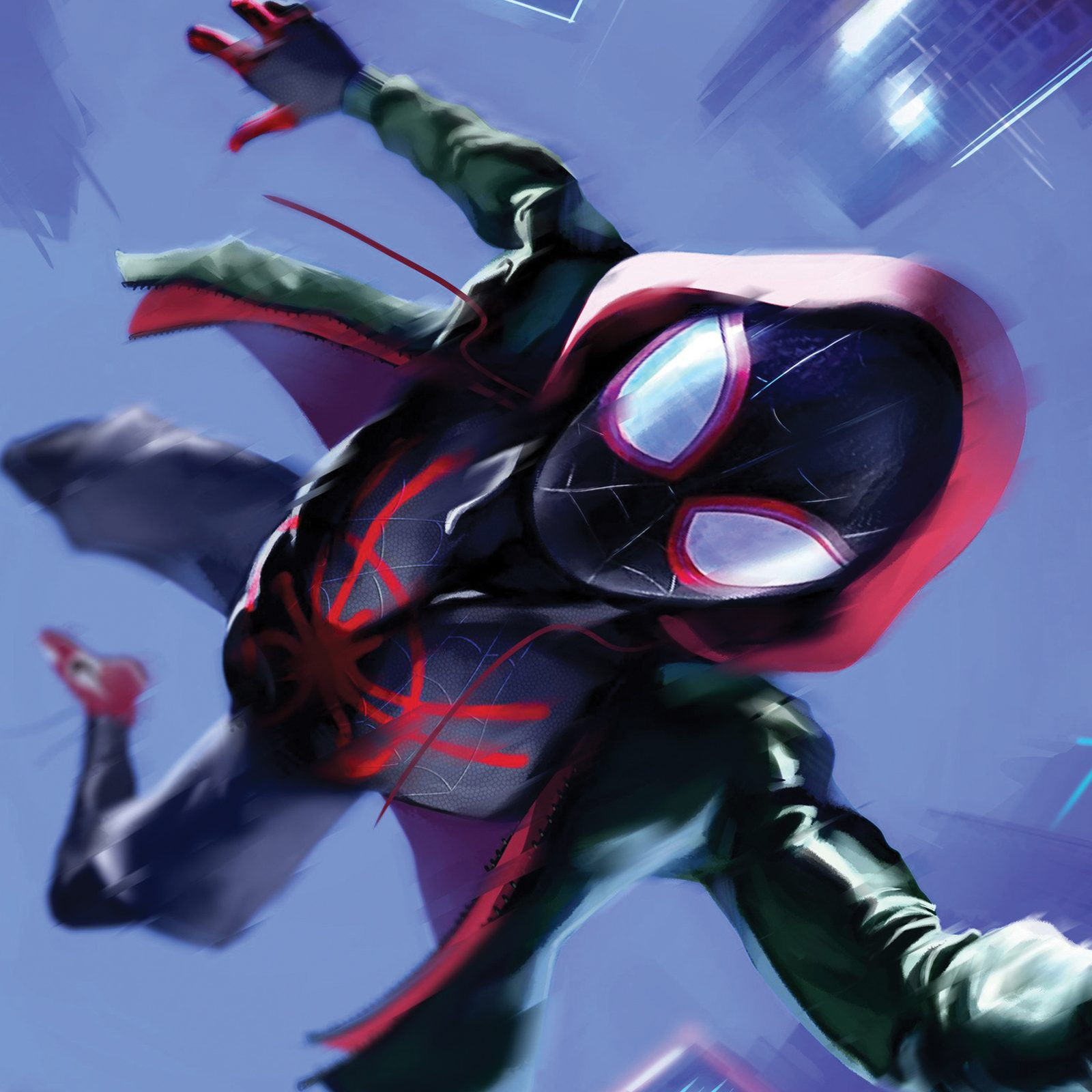 Movie Review: Spider-Man Into the Spiderverse