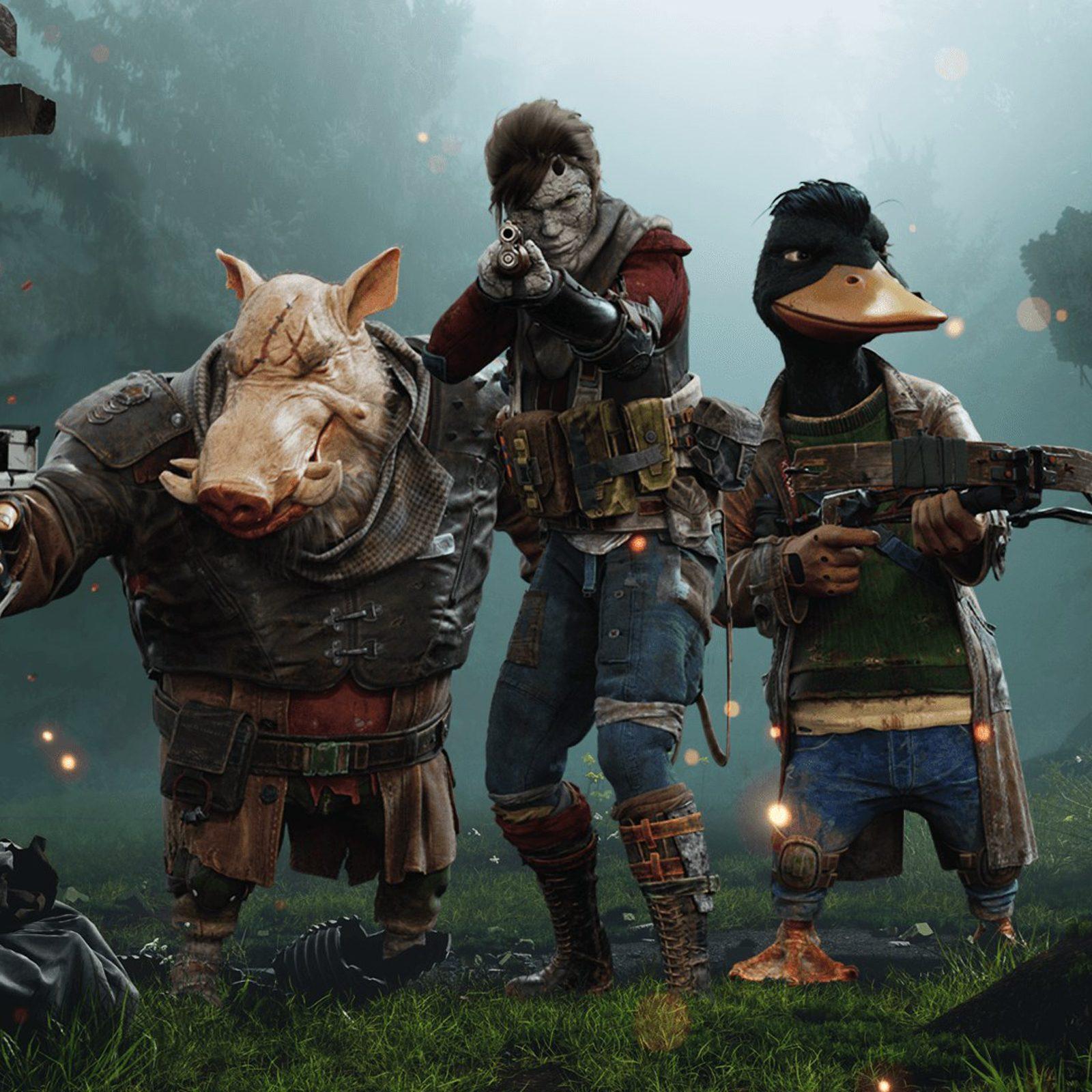 Video Game Review: Mutant Year Zero