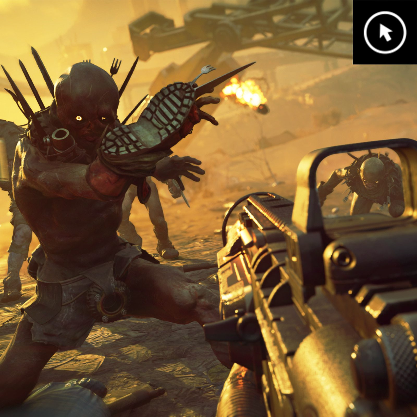 Video Game Review: Rage 2
