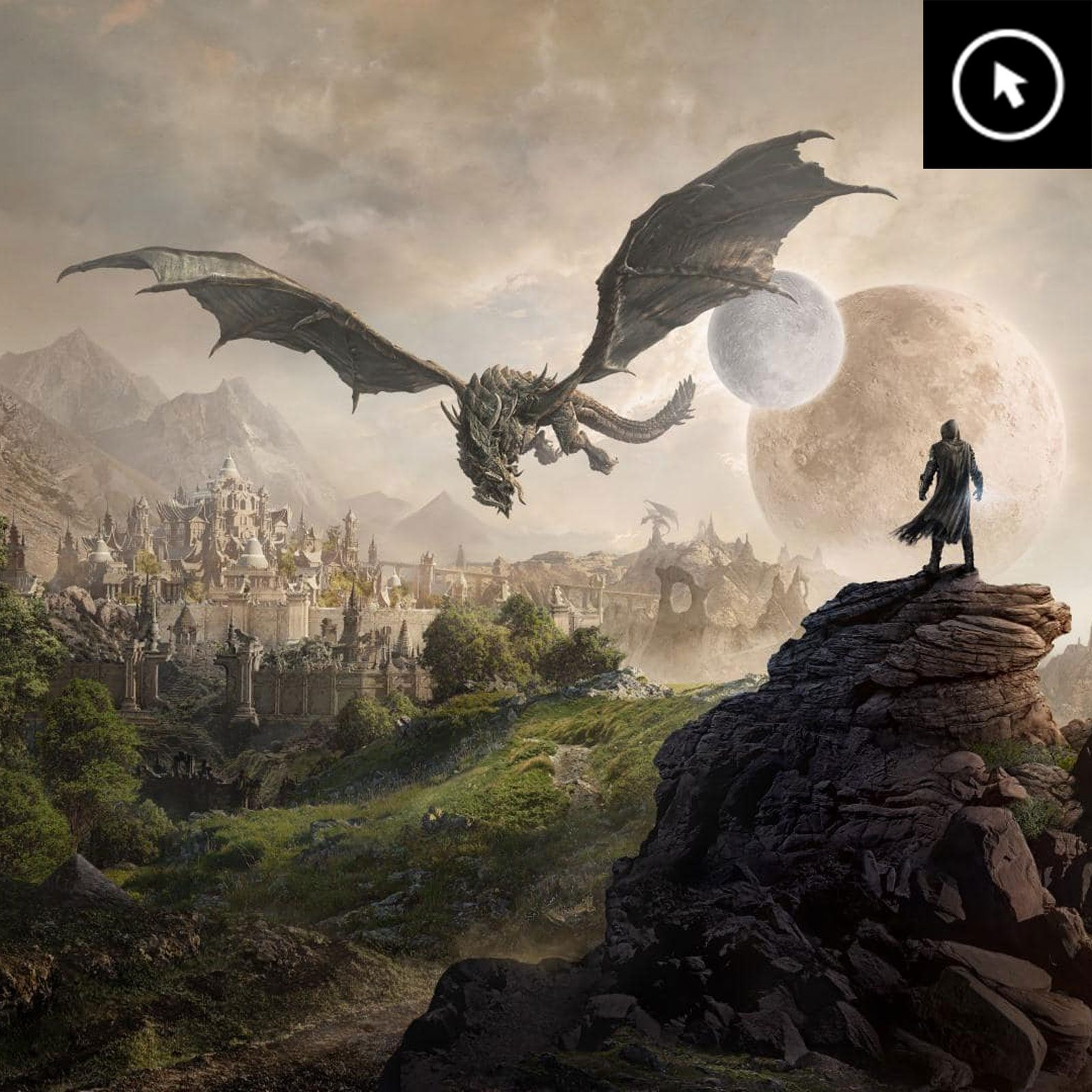 Video Game Review: Elder Scrolls Online - Elsweyr