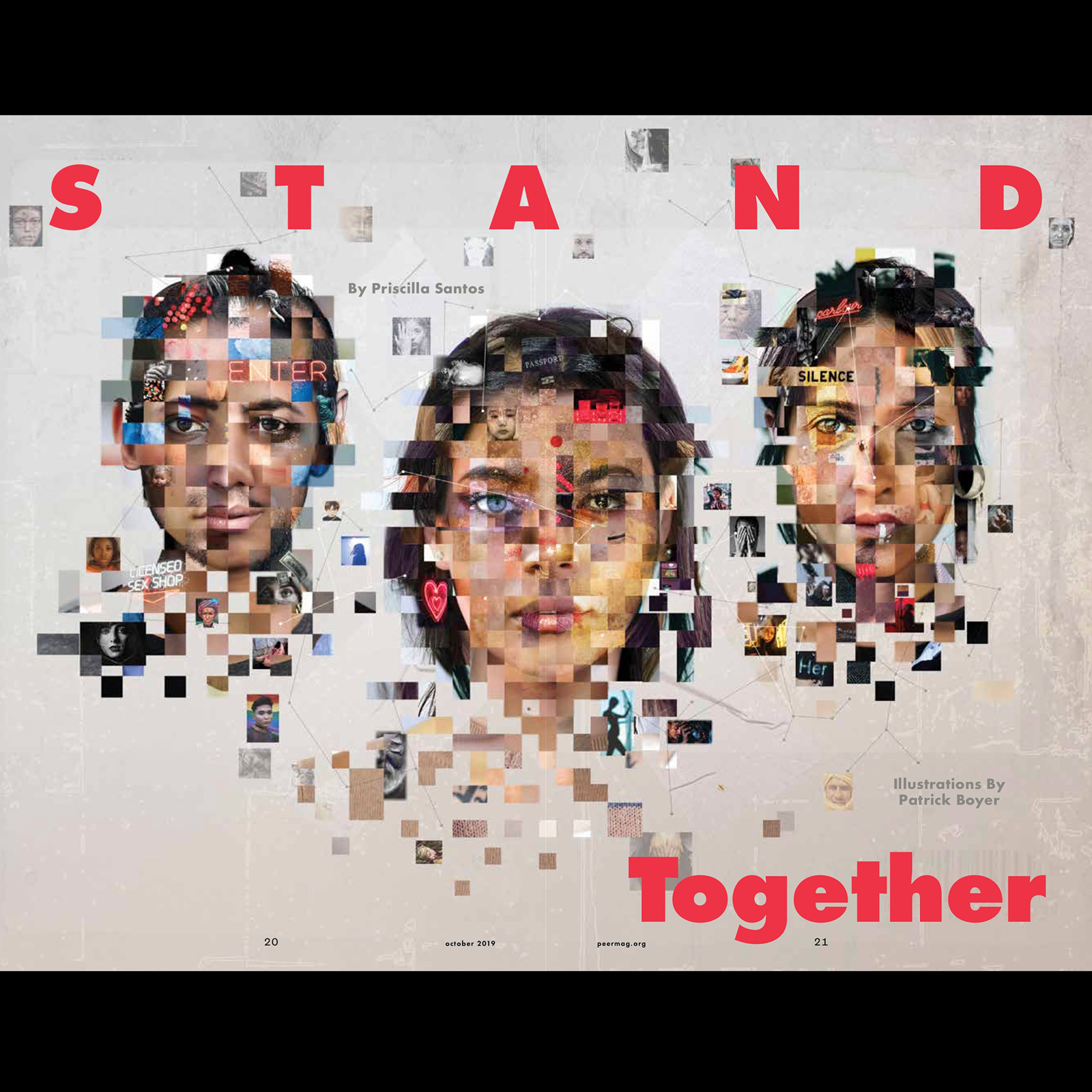 Image for 'Stand Together'