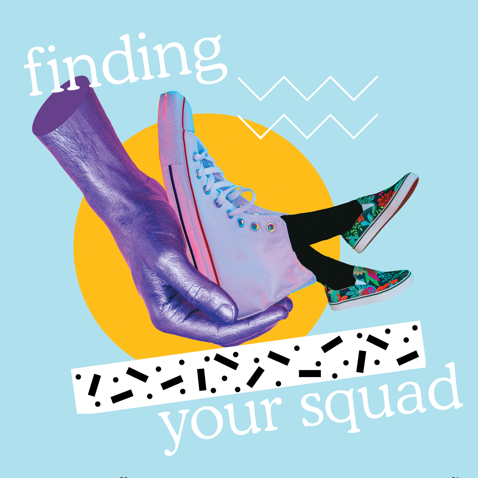 Image for 'Finding Your Squad'