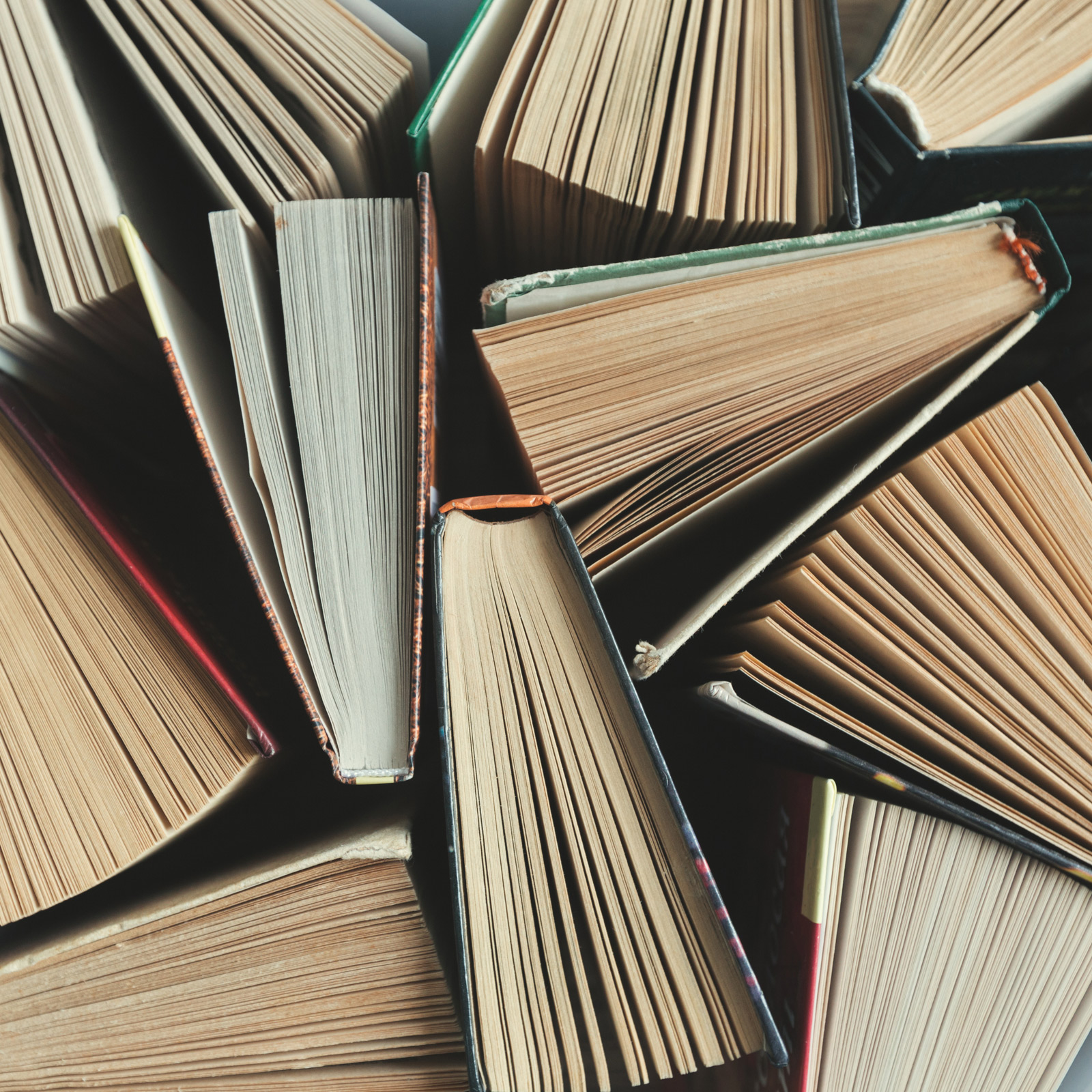 Image for '15 Books To Read While Social Distancing'