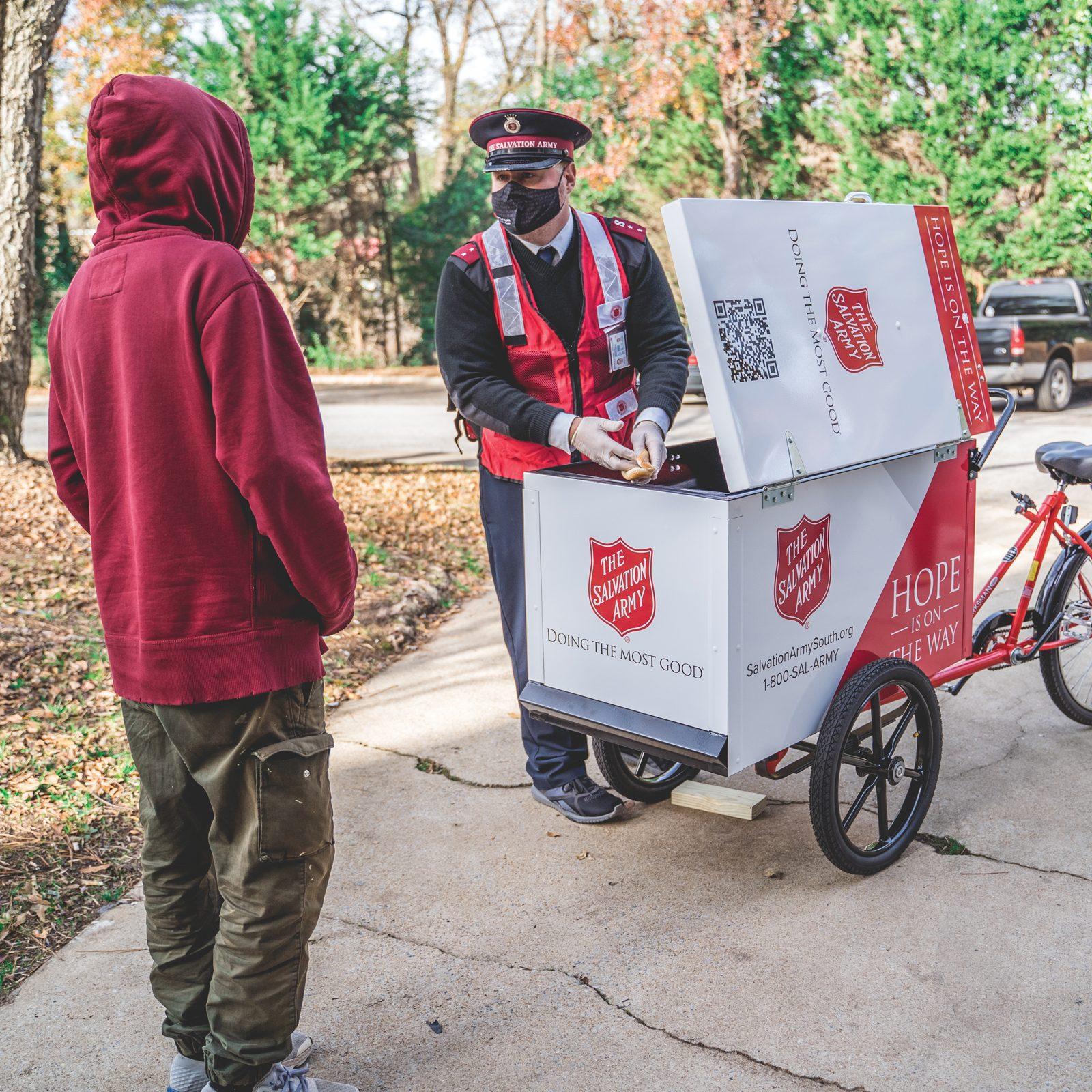 Mobilizing Service
