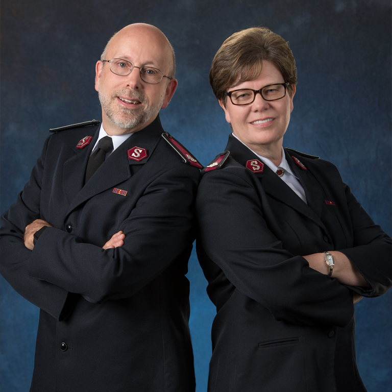 12. Colonels Kenneth & Paula Johnson Talk Salvation Army Moves