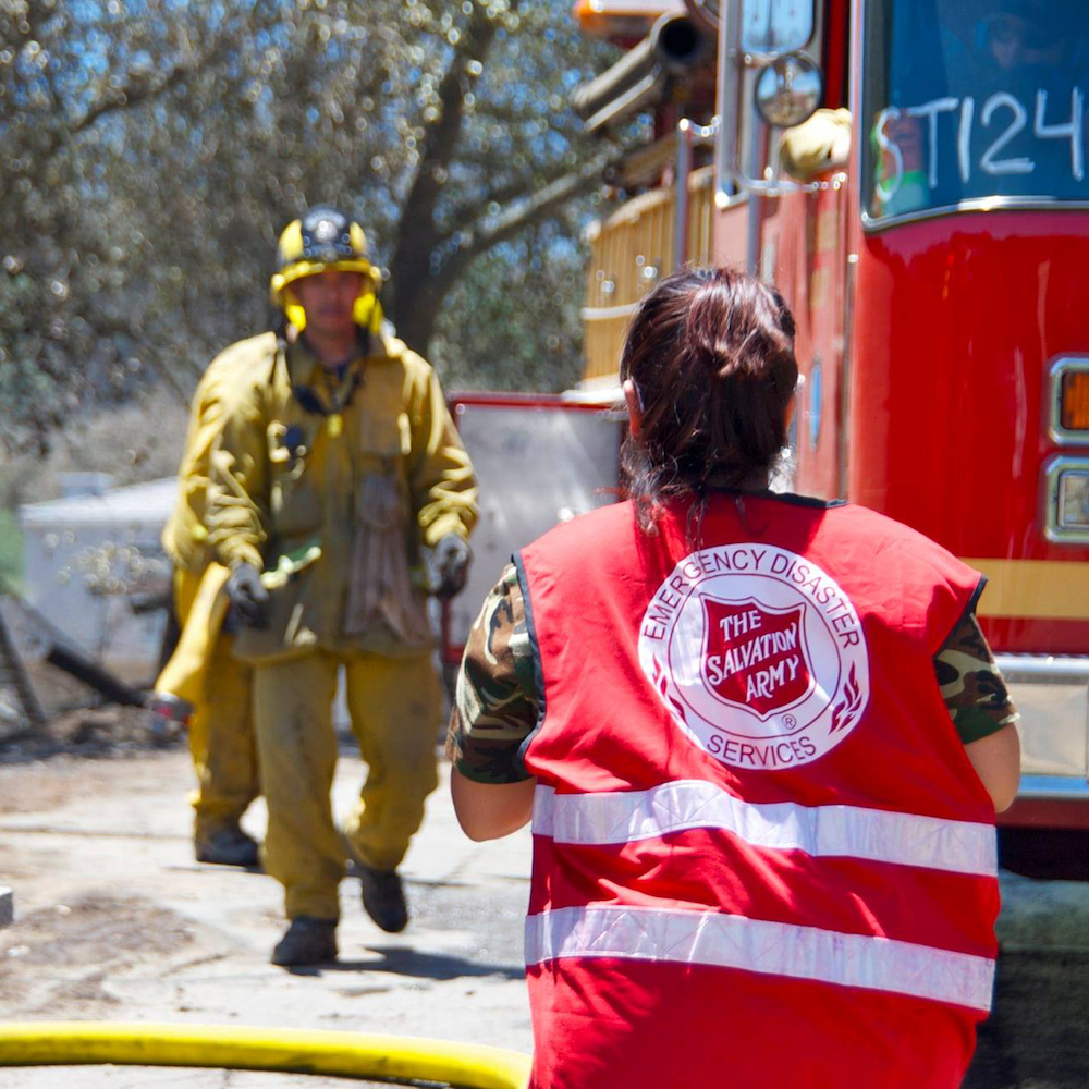 23. Salvation Army Disaster Services